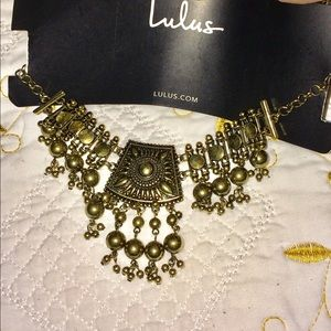 Lulu's Women's Necklace